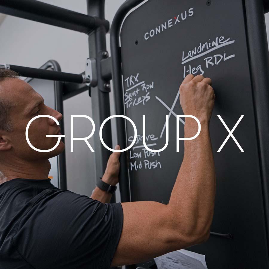 GroupX