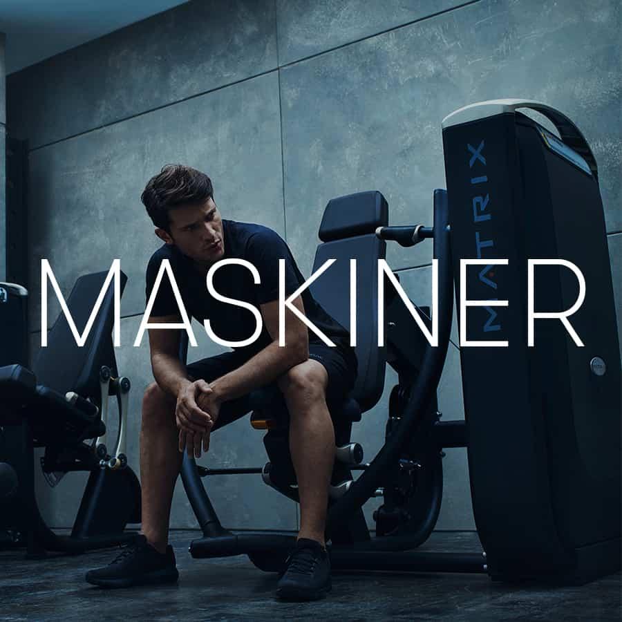 Maskiner
