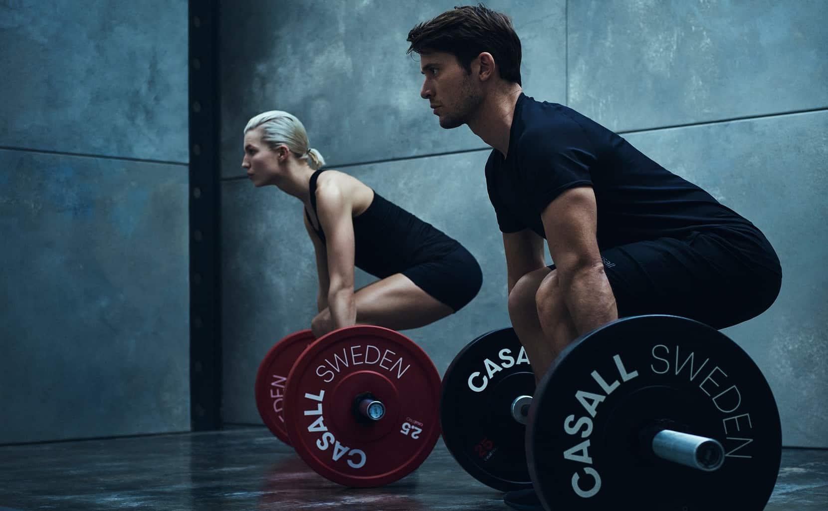 gymutrustning träningsutrustning gymredskap casall pro casall professional matrix styrkeutrustning styrketräning styrka