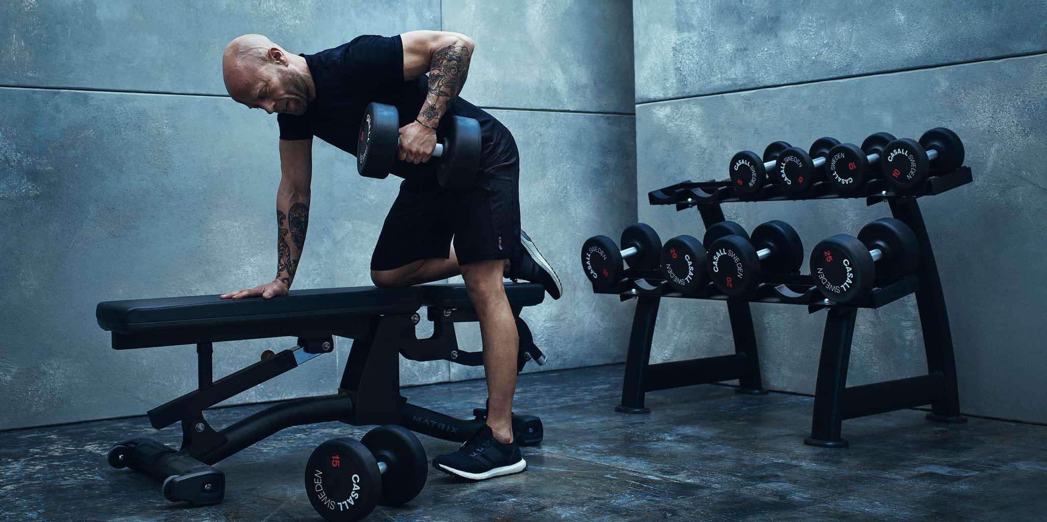 gymutrustning gym träningsutrustning casall pro casall professional matrix träningsredskap gymförvaring förvaring gym