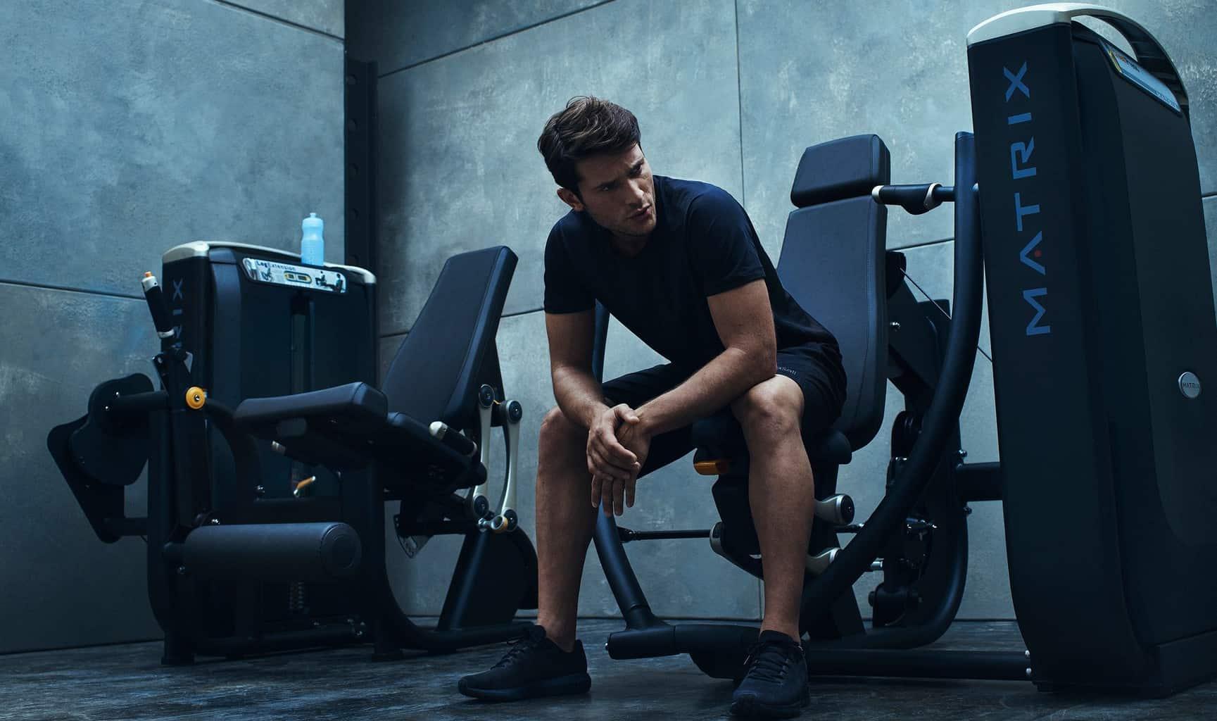 gymutrustning träningsutrustning träningsmaskiner gymmaskiner casall pro casall professional matrix matrix fitness styrka styrkemaskiner